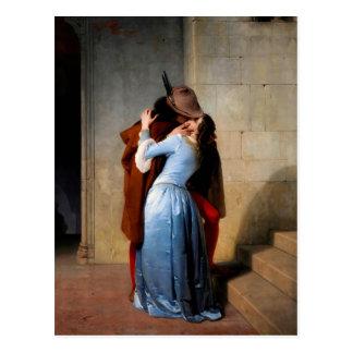 Der Kuss Postkarten