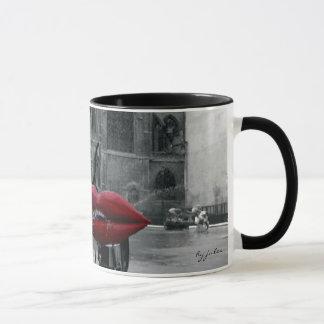 Der Kuss Tasse
