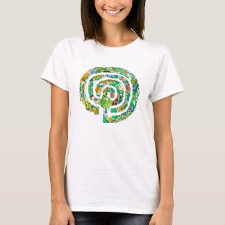 Der Labyrinth-Garten - ursprünglicher T-Shirt