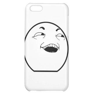 Der lachende Mann-Fall iPhone 5C Hülle