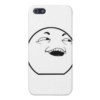 Der lachende Mann-Fall Schutzhülle Fürs iPhone 5
