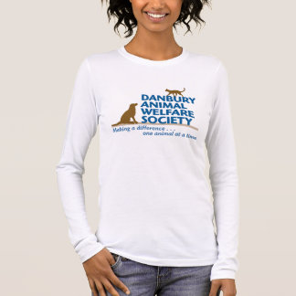 Der Lang-Sleeved T - Shirt der Damen