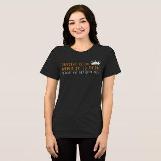 Der Läufer oben von Fräulein Freitag T-Shirt