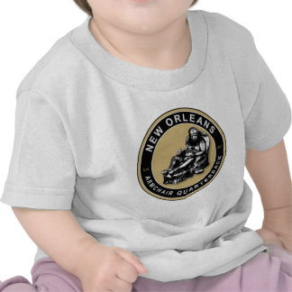 Der LEHNSESSEL QB - New Orleans T Shirts