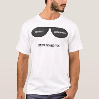 Der Leibwächter-Gläser der Schwester - für Männer T-Shirt