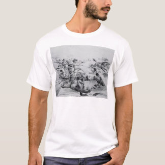 Der letzte Kampf von General Custer T-Shirt
