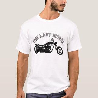 Der letzte Reiter-T - Shirt in weißem/im Grau