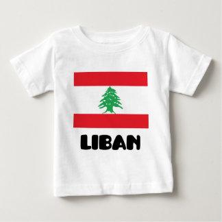Der Libanon Baby T-shirt