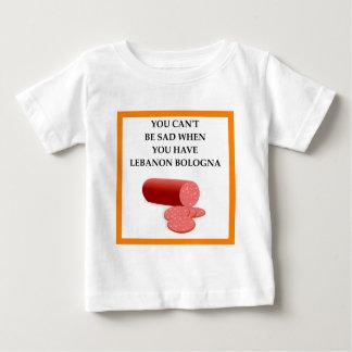 der Libanon-Bologna Baby T-shirt