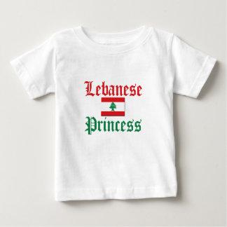 Der Libanon-Prinzessin Baby T-shirt