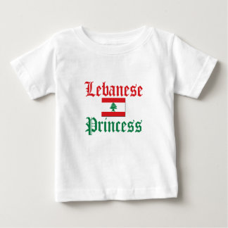 Der Libanon-Prinzessin Shirt