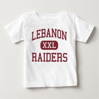 Der Libanon - Räuber - hoch - der Libanon-New Baby T-shirt