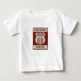 Der Libanon-Weg 66 Baby T-shirt