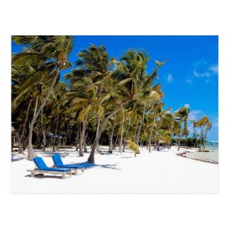 Der Liegeplatz-Erholungsort, Marathon, Key West, 3 Postkarte