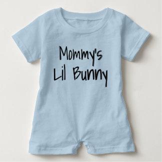 Der Lil der Mama Baby Strampler