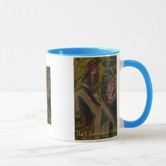 Der Literatur-Halter Tasse