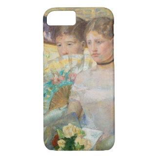 Der Loge, 1882 (Öl auf Leinwand) iPhone 8/7 Hülle
