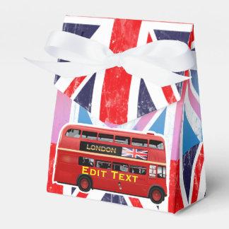Der London-Rot-Bus Geschenkschachteln