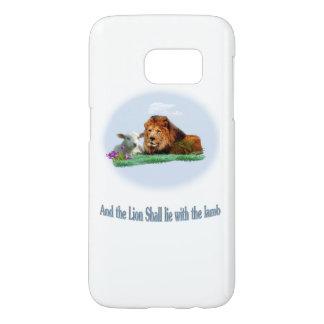 Der Löwe und die Lammkunst