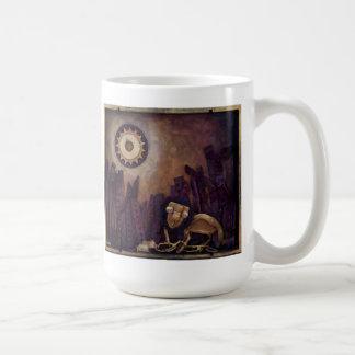 Der Löwe und die Maus Kaffeetasse