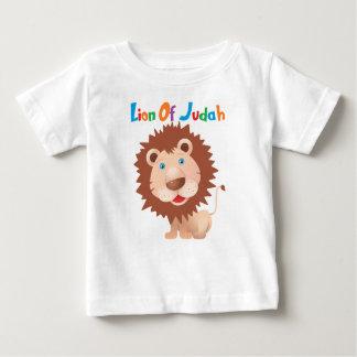 Der Löwe von Judah Baby T-shirt