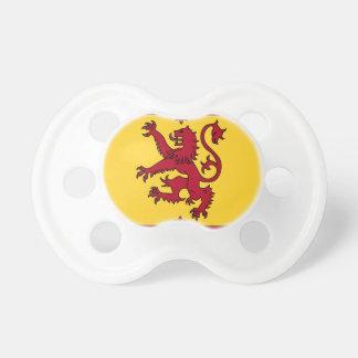 Der Löwe zügellos von Schottland Schnuller
