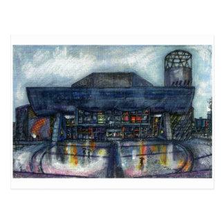 Der Lowry durch Anthony McCarthy Postkarte