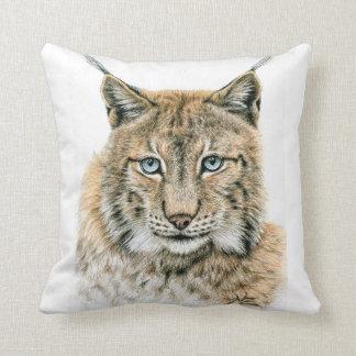 Der Luchs - The Lynx Kissen