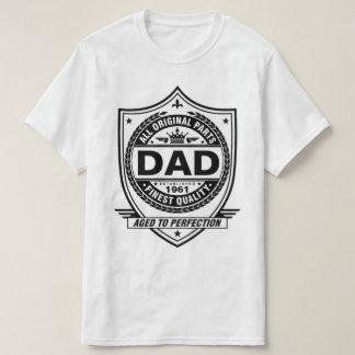 Der lustige Vati alle Vorlage zerteilt den T - T-Shirt
