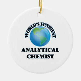 Der lustigste analytische Chemiker der Welt Ornamente