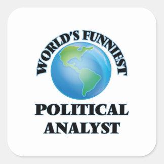 Der lustigste politische Analyst der Welt