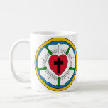 Der Luther RoseLutheranism Martin Luther Tasse