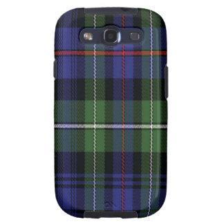 Der Mackenzie schottischer Tartan Samsung rufen