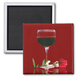 Der Magnet des Wein-Liebhabers