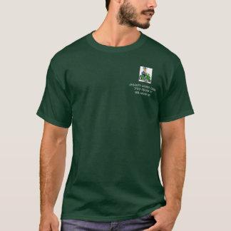 der mähende Rasen, Jasons Rasen-Sorgfalt wachsen T-Shirt