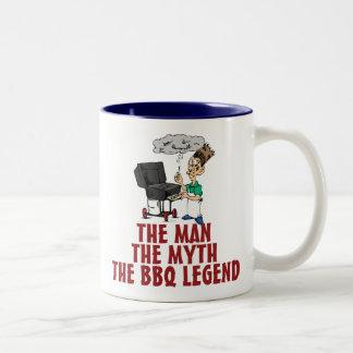 Der Mann, der Mythos, die GRILLEN Legende Kaffee Tassen