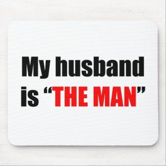 Der Mann Mauspads