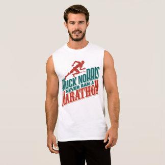 Der Marathoner Ärmelloses Shirt
