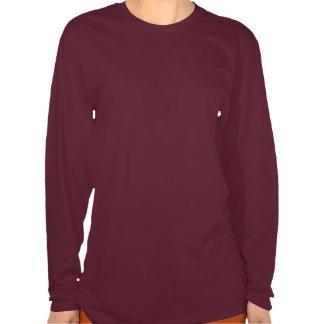Der Marienkäfer-Shirt-rotes