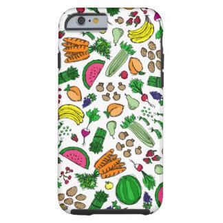 Der Markt-Gemisch des Bauern Tough iPhone 6 Hülle