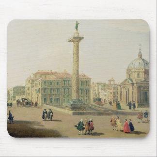 Der Marktplatz Colonna, Rom Mousepad