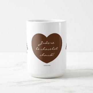 Der Martzkin des heiße Schokoladen-Liebhabers Kaffeetasse