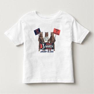 Der März San Diego der Frauen trägt Kindert-shirt Kleinkind T-shirt