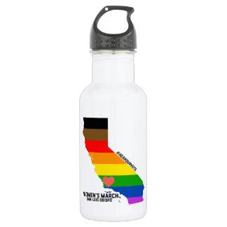 Der März SLO - LGBTQ der Frauen Edelstahlflasche