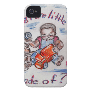 Der Mechaniker iPhone 4 Cover