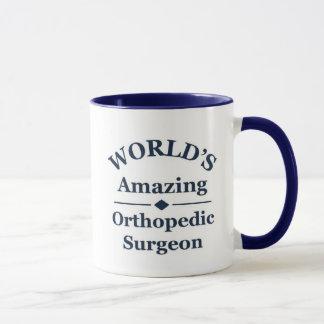 Der meiste fantastische orthopädische Chirurg Tasse