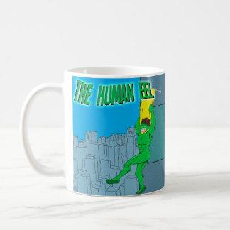 Der menschliche Aal Kaffeetasse
