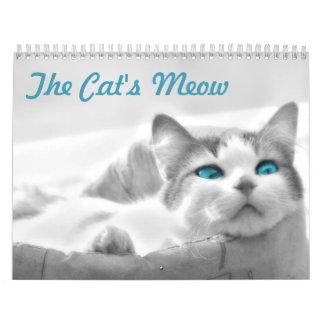 Der Meow der Katze Abreißkalender