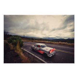Der Mexican Race by Ranachilanga Fotodruck