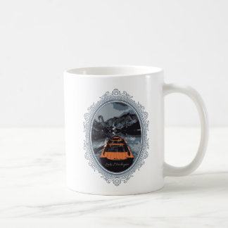 Der Michigansee-Bilderrahmen-Tasse Kaffeetasse